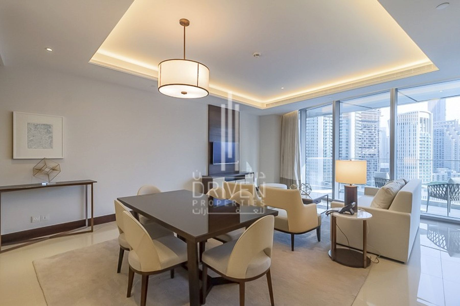 Best Layout|3BR Corner|Burj-Fountain View