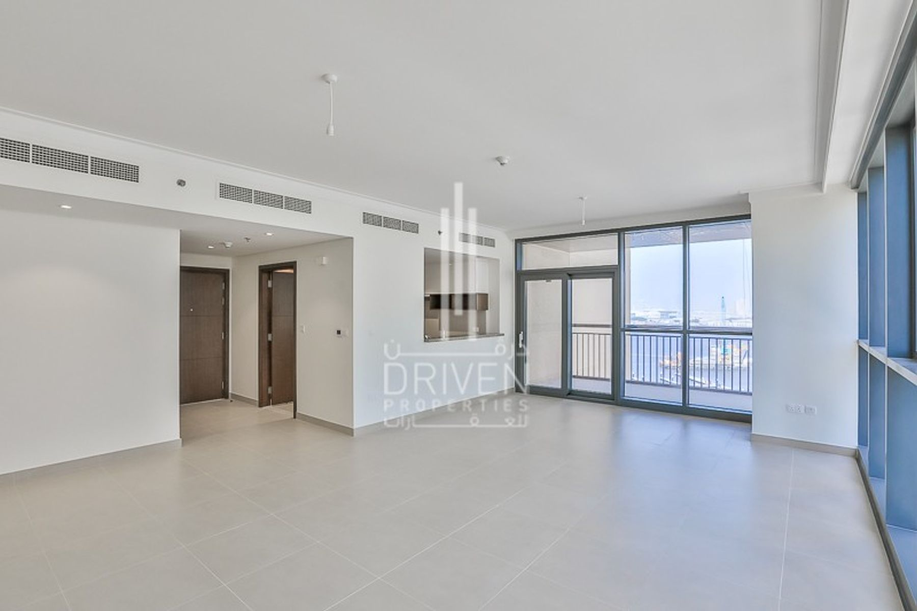 Brand new 1 Bed Apt with Beautiful Views