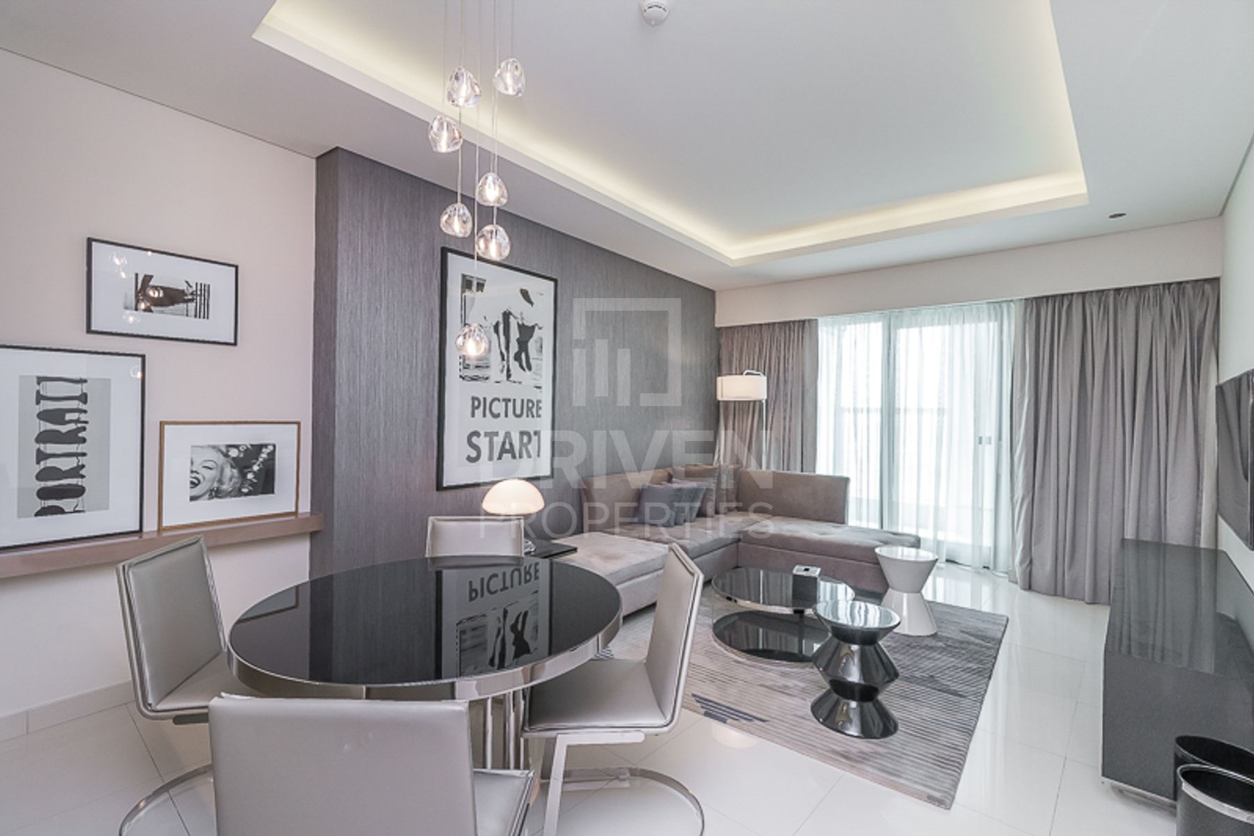 Well-managed and Furnished | Meydan View