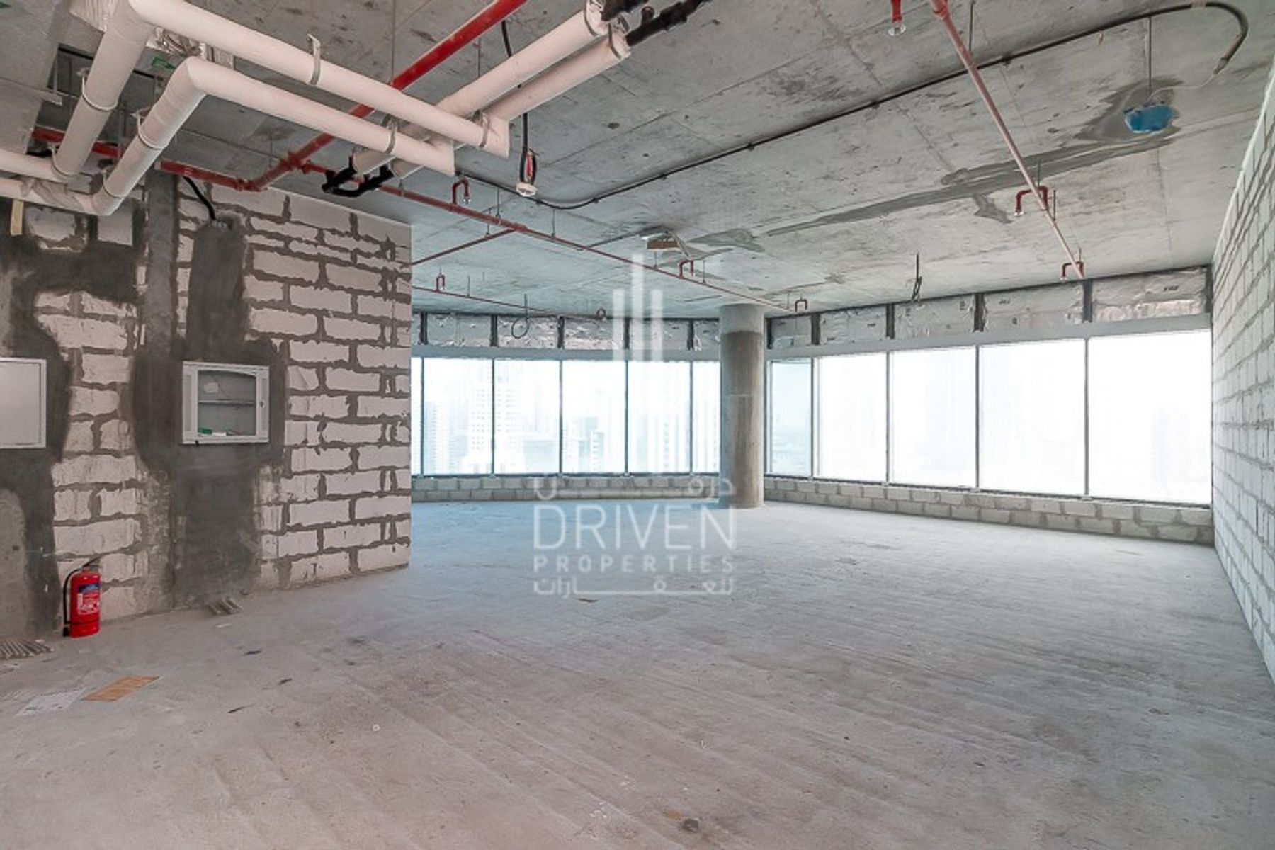 Spacious office space in Prime Tower