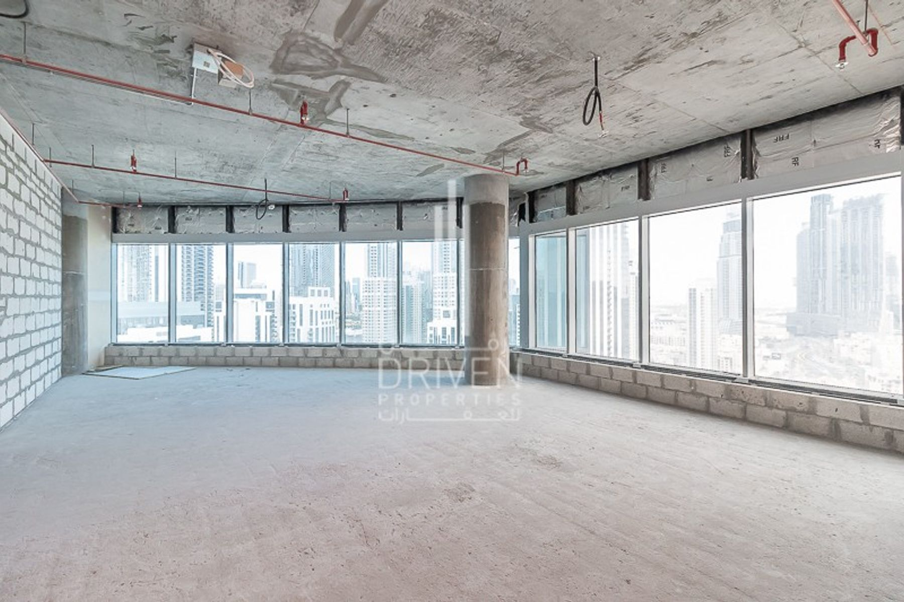 Full floor for rent in the Prime Tower