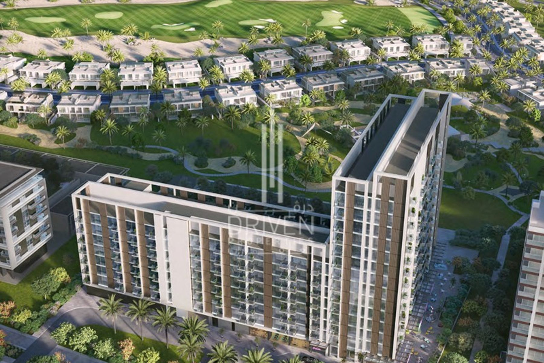 FIRST GOLF-SIDE APARTMENT IN DUBAI HILLS
