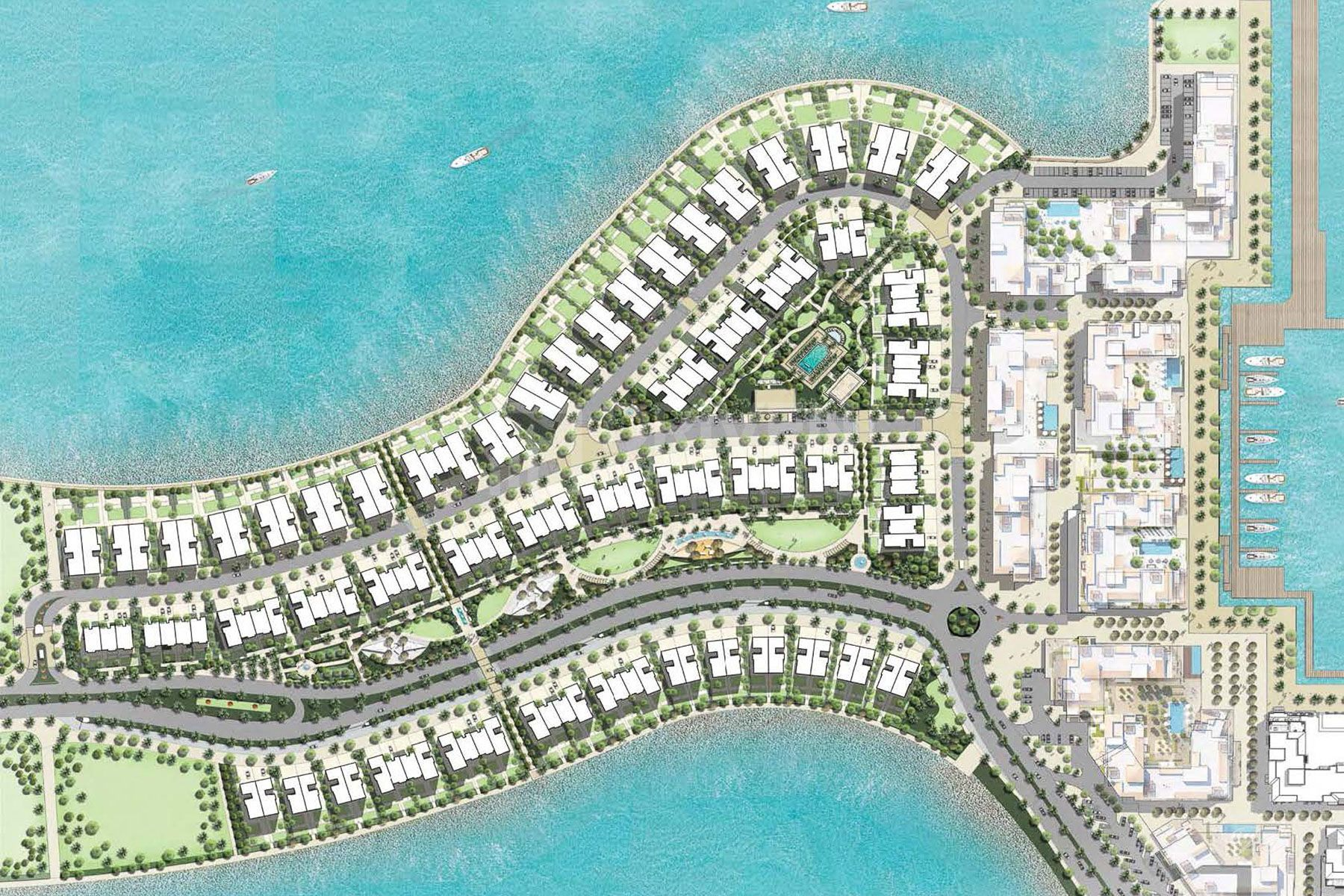 Townhouse for Sale in Sur La Mer - Jumeirah