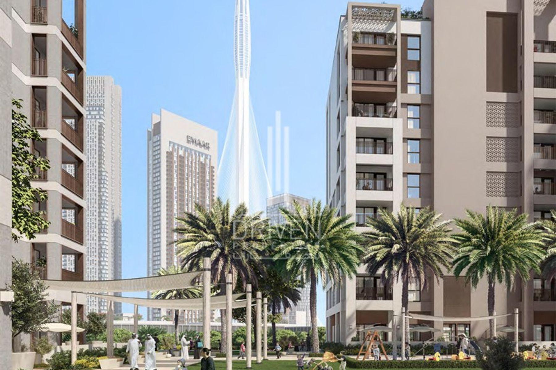 Apartment for Sale in Summer, Dubai Creek Harbour