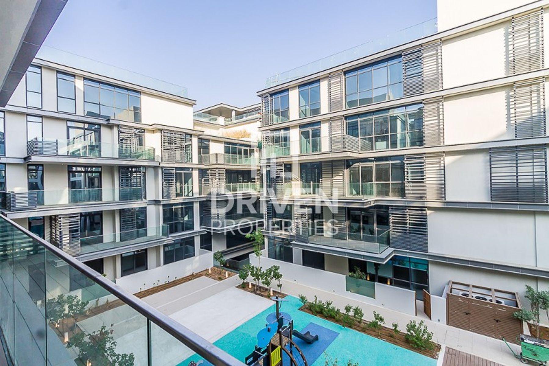 1,283 قدم مربع  شقة - للبيع - سيتي ووك
