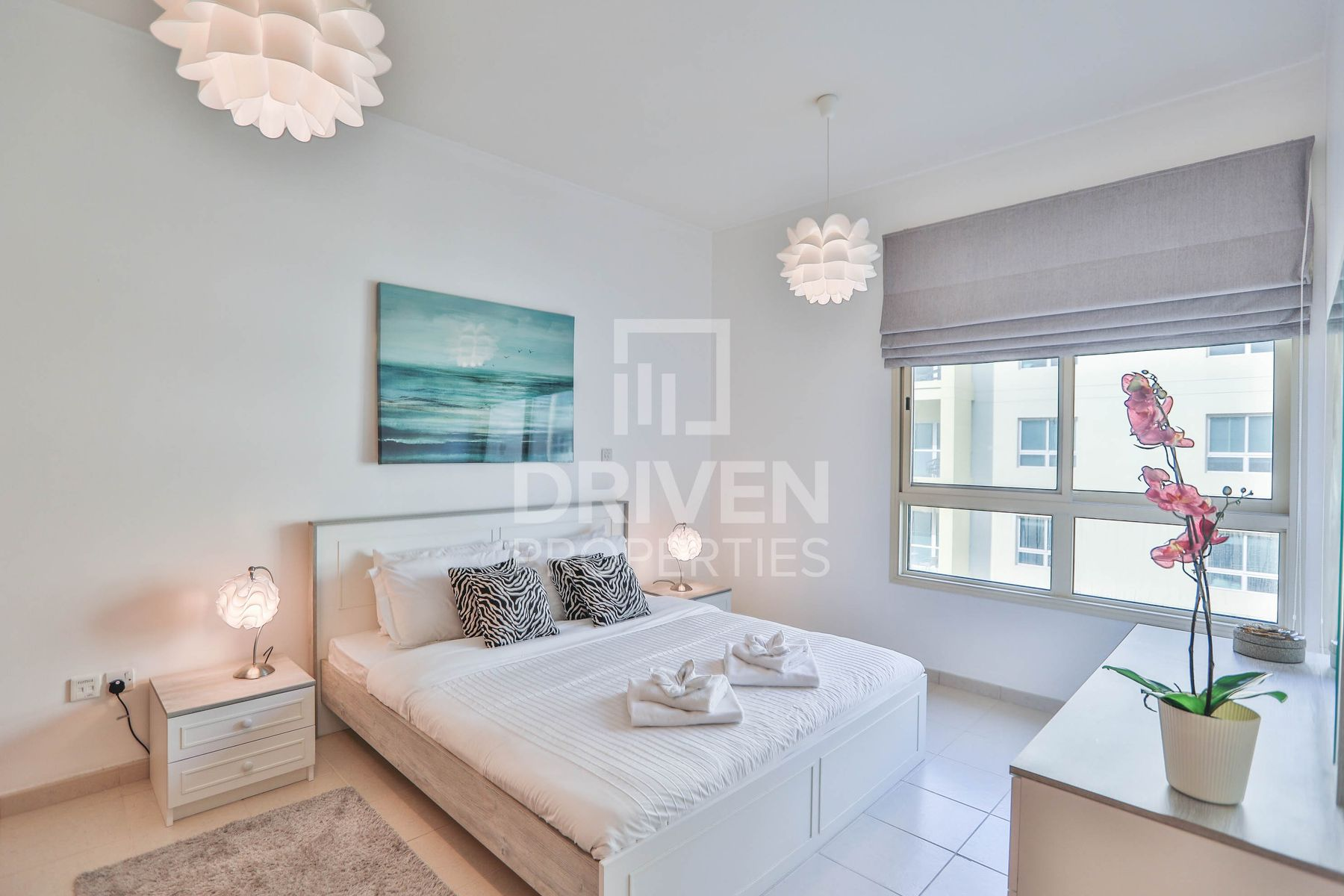 Fully Furnished and Bright | Well-managed