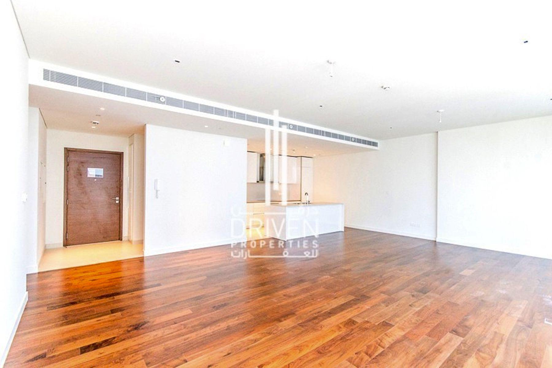 Huge Layout Apartment | Dark Wood Finish