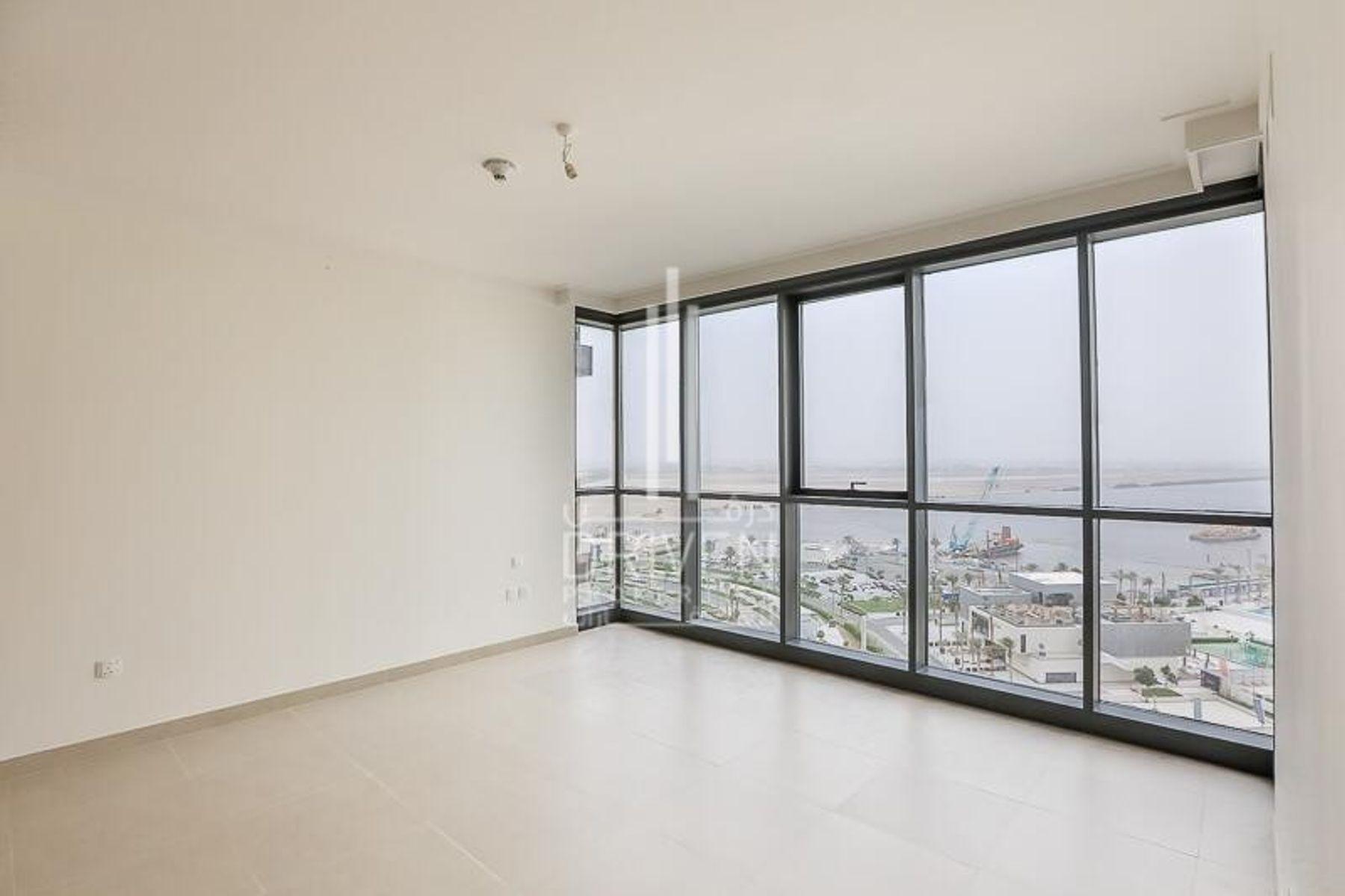 للبيع - شقة - دبي كريك ريزيدنس برج 2 شمال - ميناء خور دبي