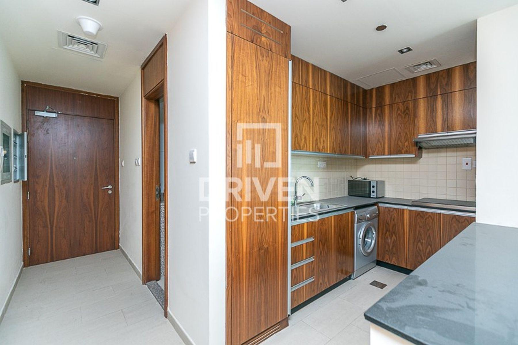 للايجار - شقة - ذا سبيريت - مدينة دبي الرياضية