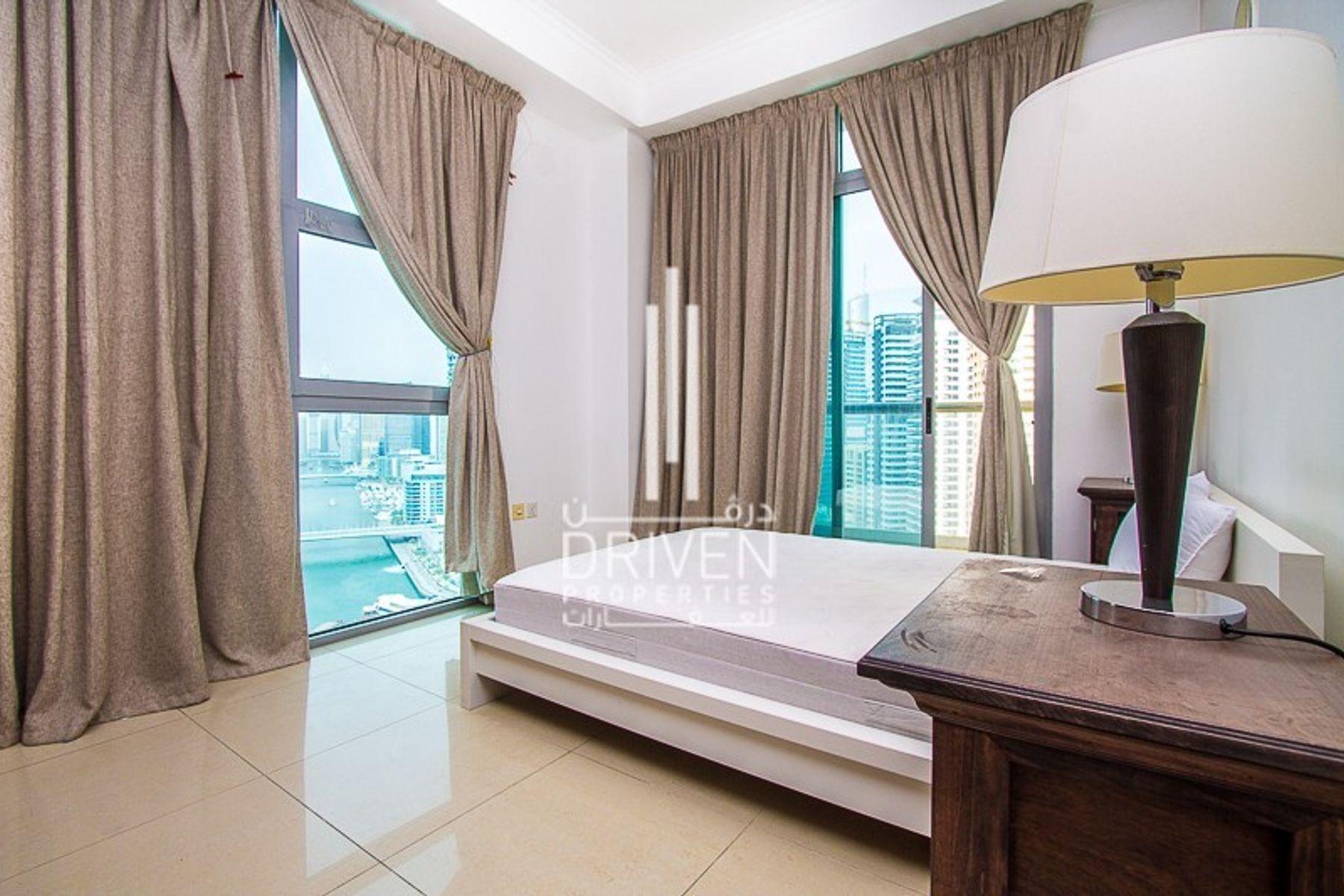 Apartment for Sale in DEC Tower 2 - Dubai Marina