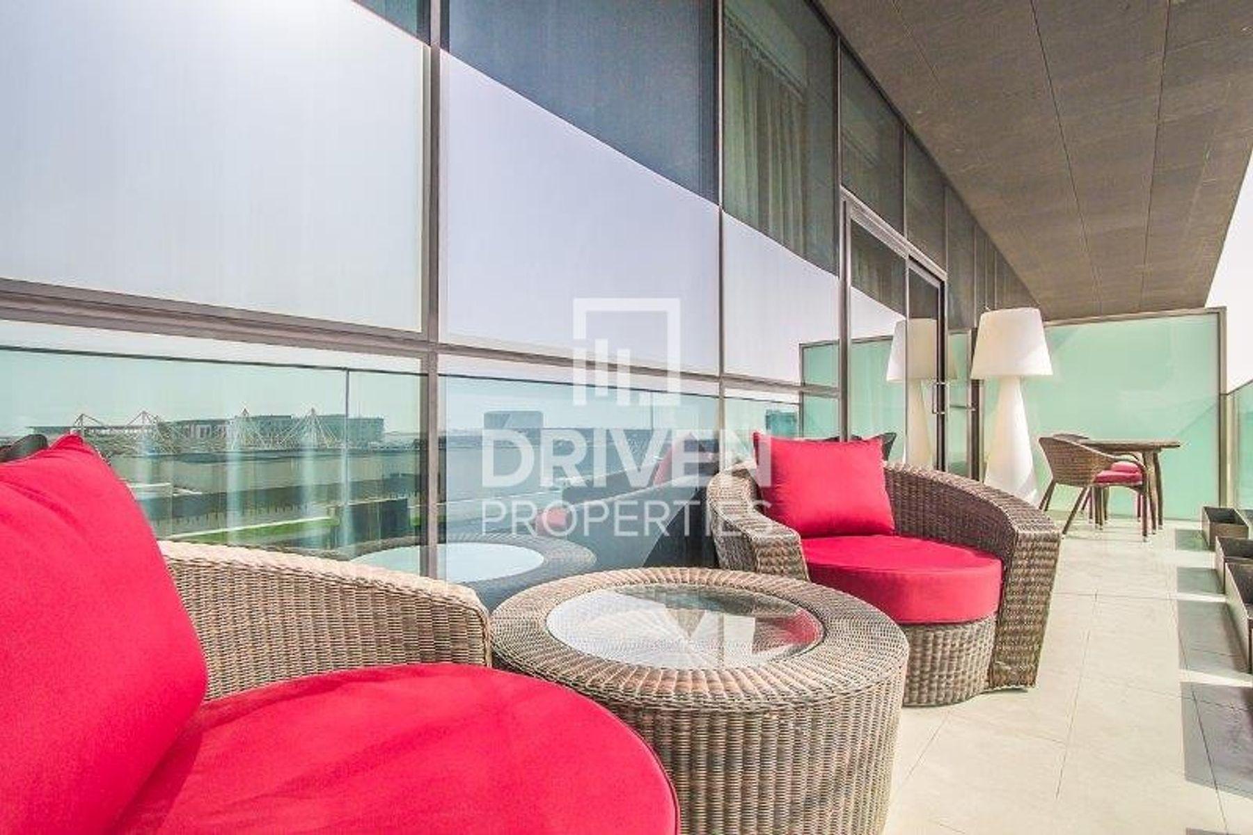 Furnished   High Floor   Boulevard Views