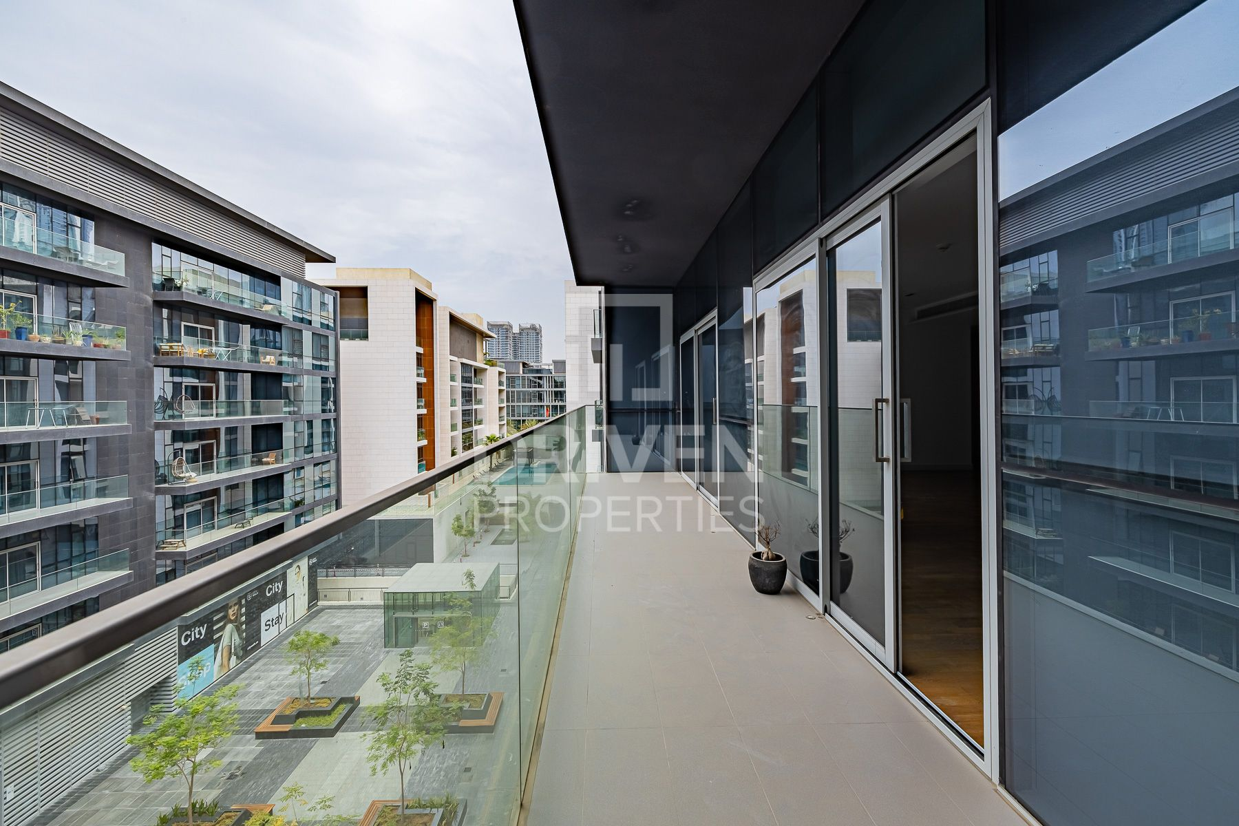 Apartment for Rent in Building 22 - City Walk