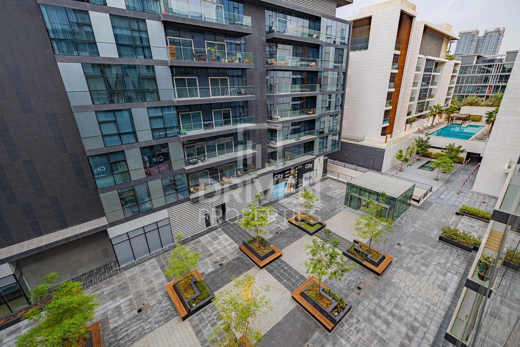 للايجار - شقة - 22 بناية - سيتي ووك
