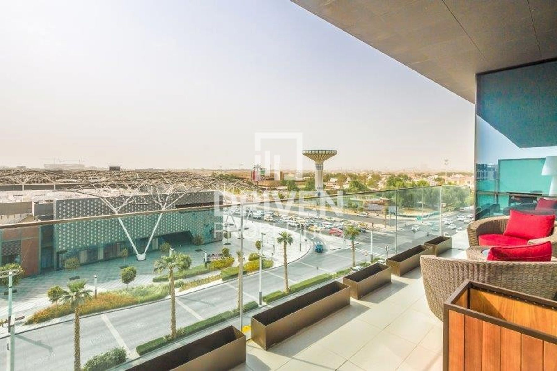 Fully Furnished Apartment   Boulevard View