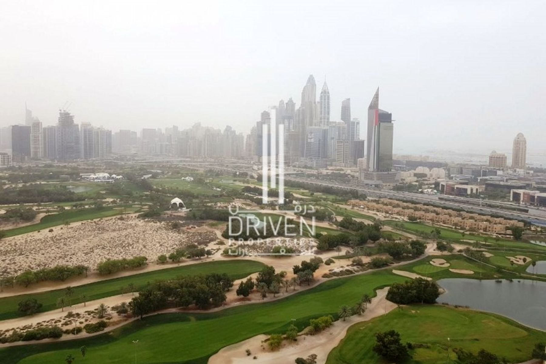 Golf Views 2 Bed Unit | High Floor Level