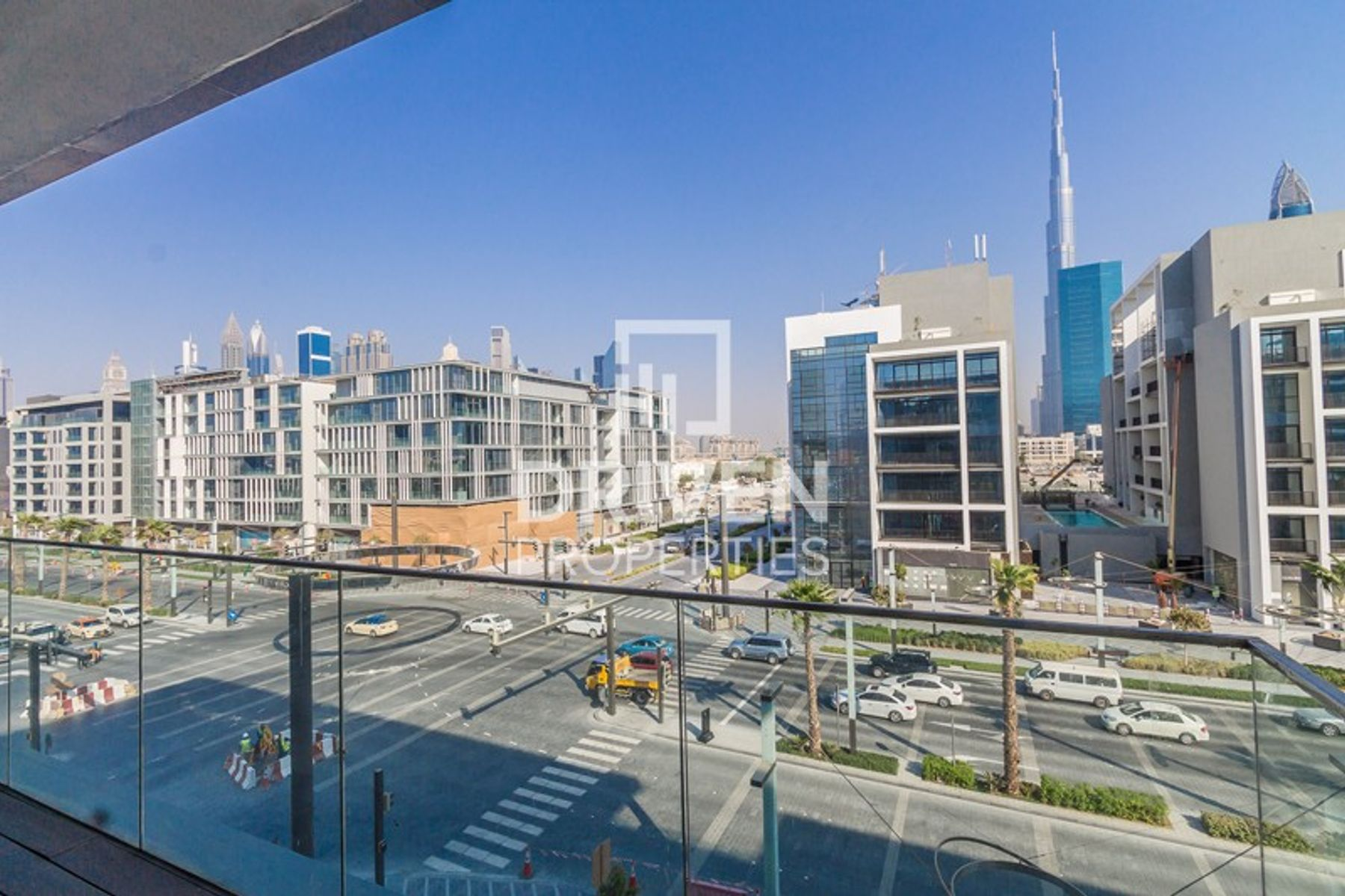 Corner Close to Downtown| Burj Khalifa View