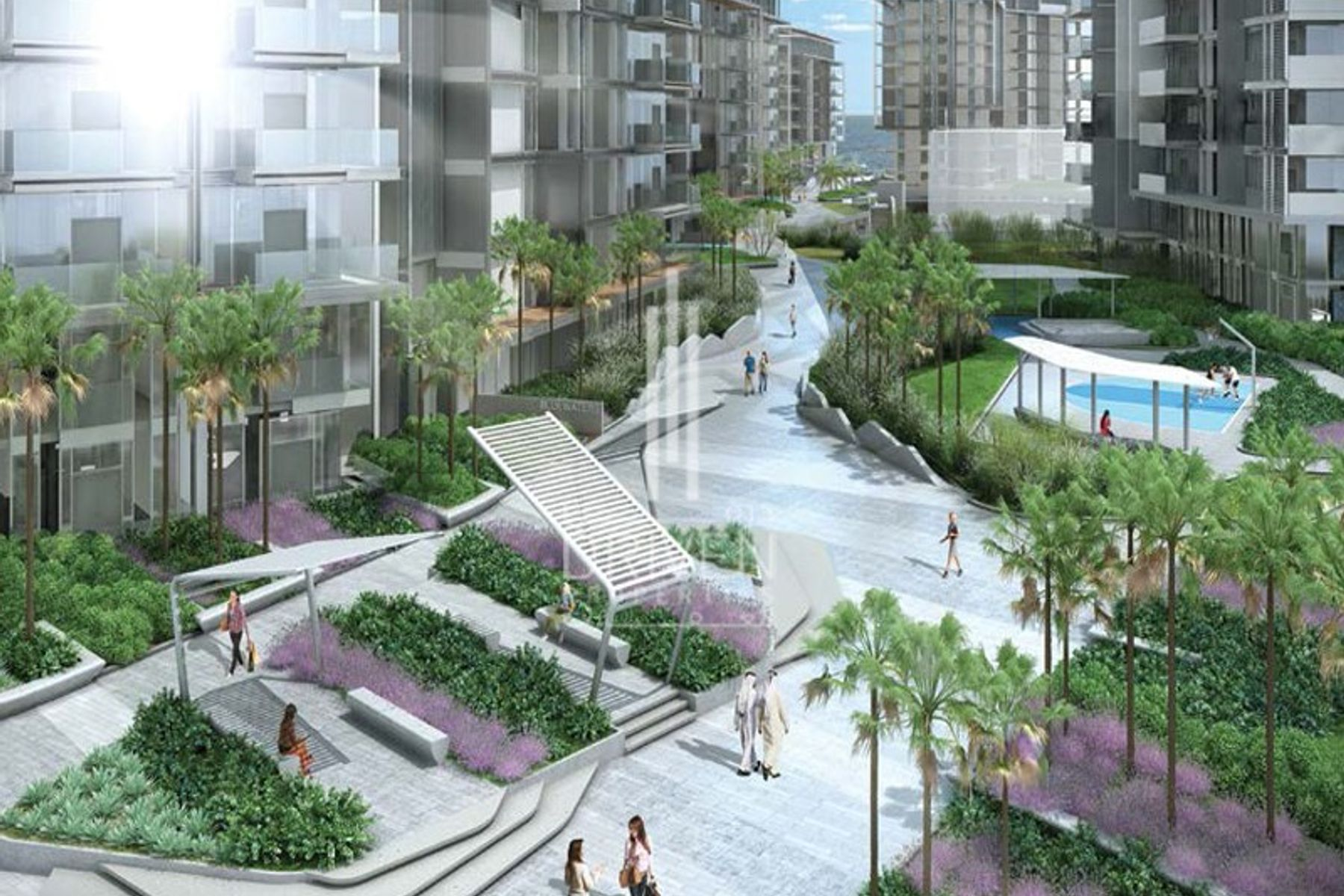 Apartment for Sale in Apartment Building 3 - Bluewaters