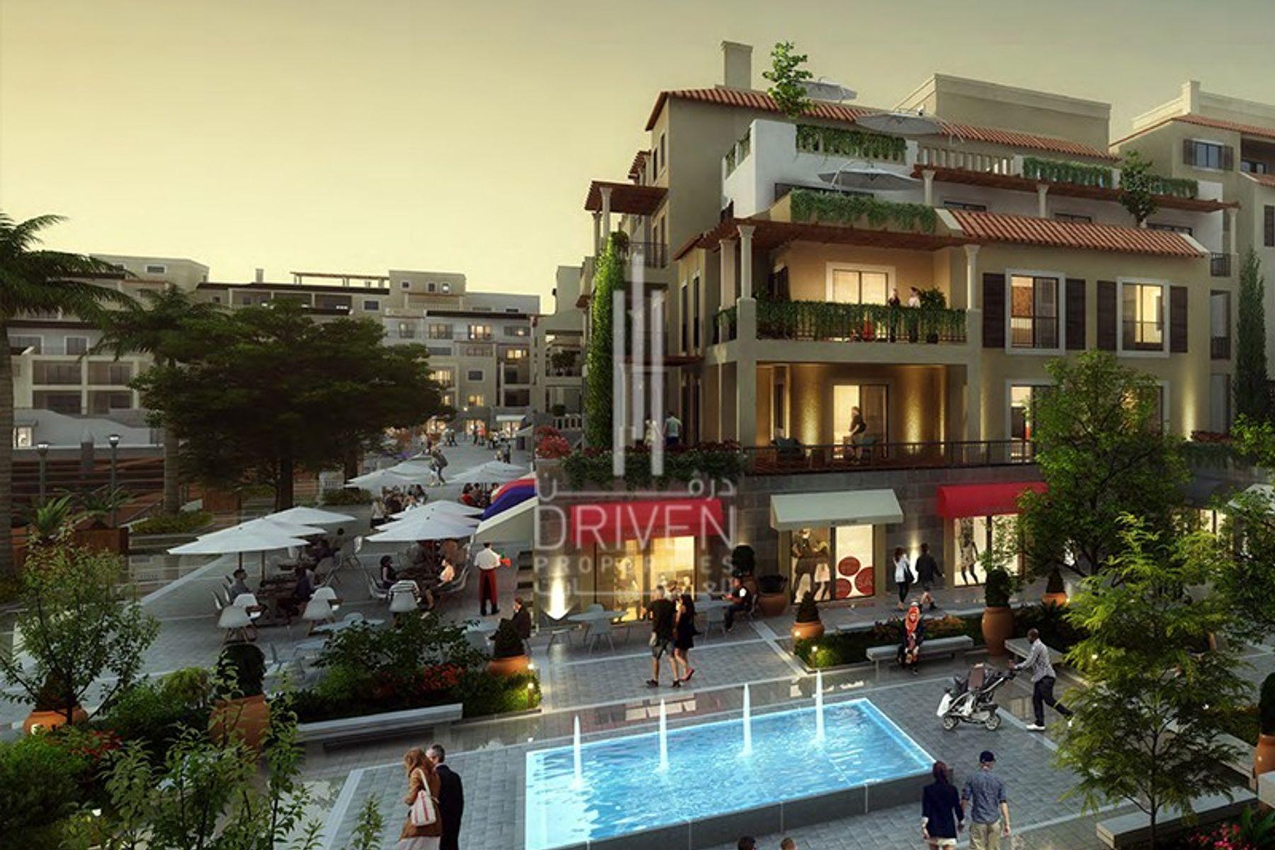 للبيع - شقة - بورت دي لا مير - الجميرا