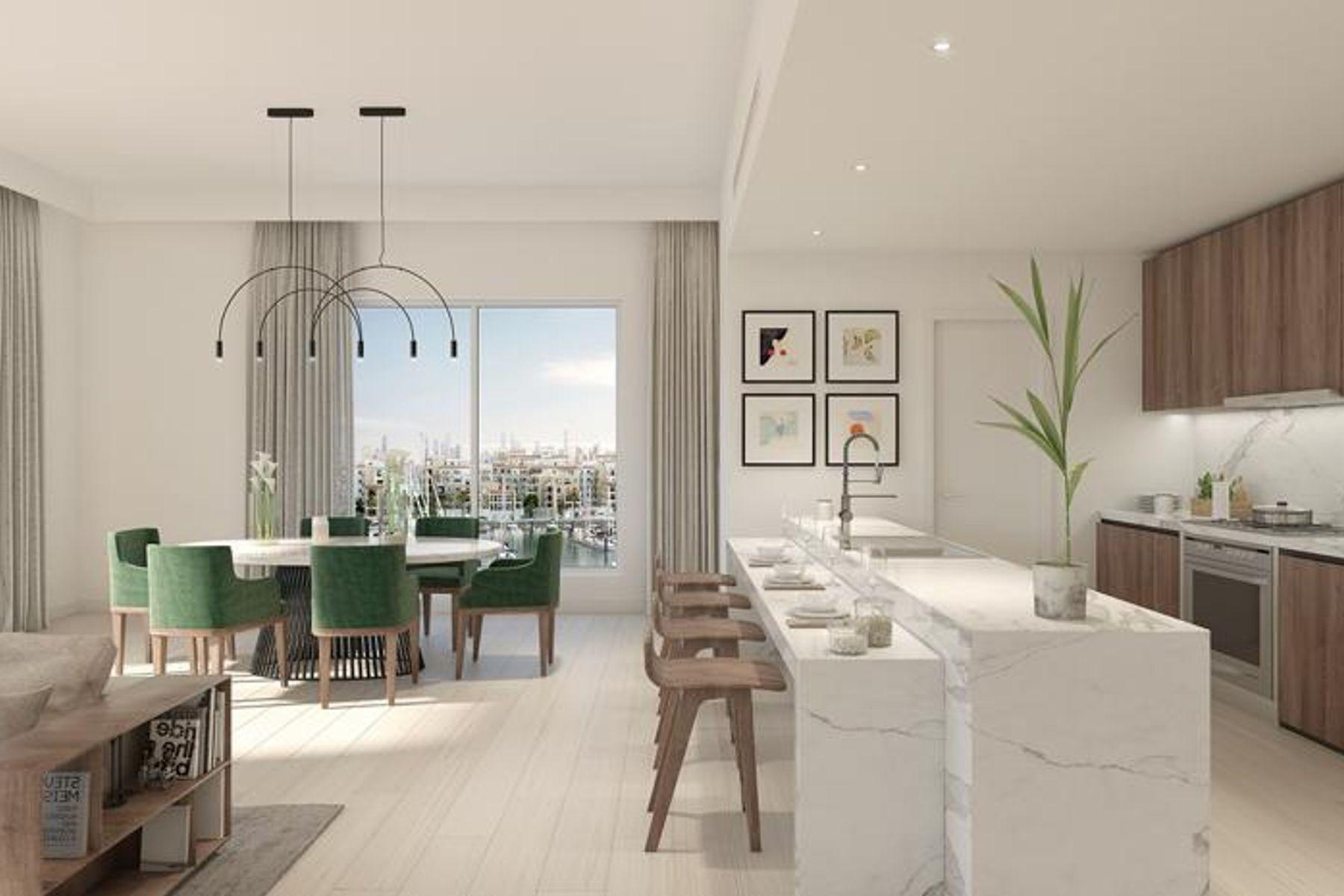 Luxurious Living with Skyline Marina View in Dubai