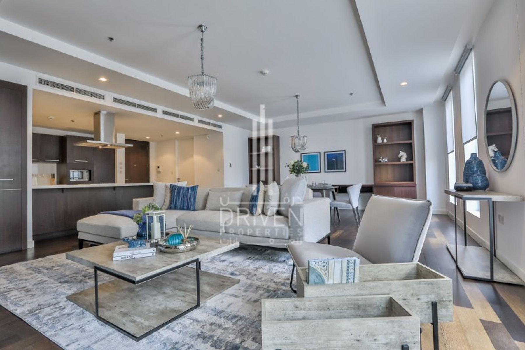 للبيع - شقة - لايم ستون هاوس - مركز دبي المالي العالمي
