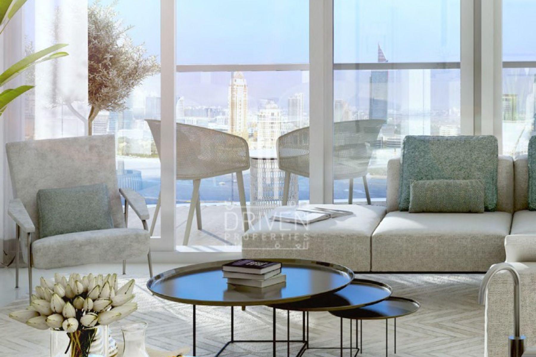 Apartment for Sale in Marina Vista - Dubai Harbour