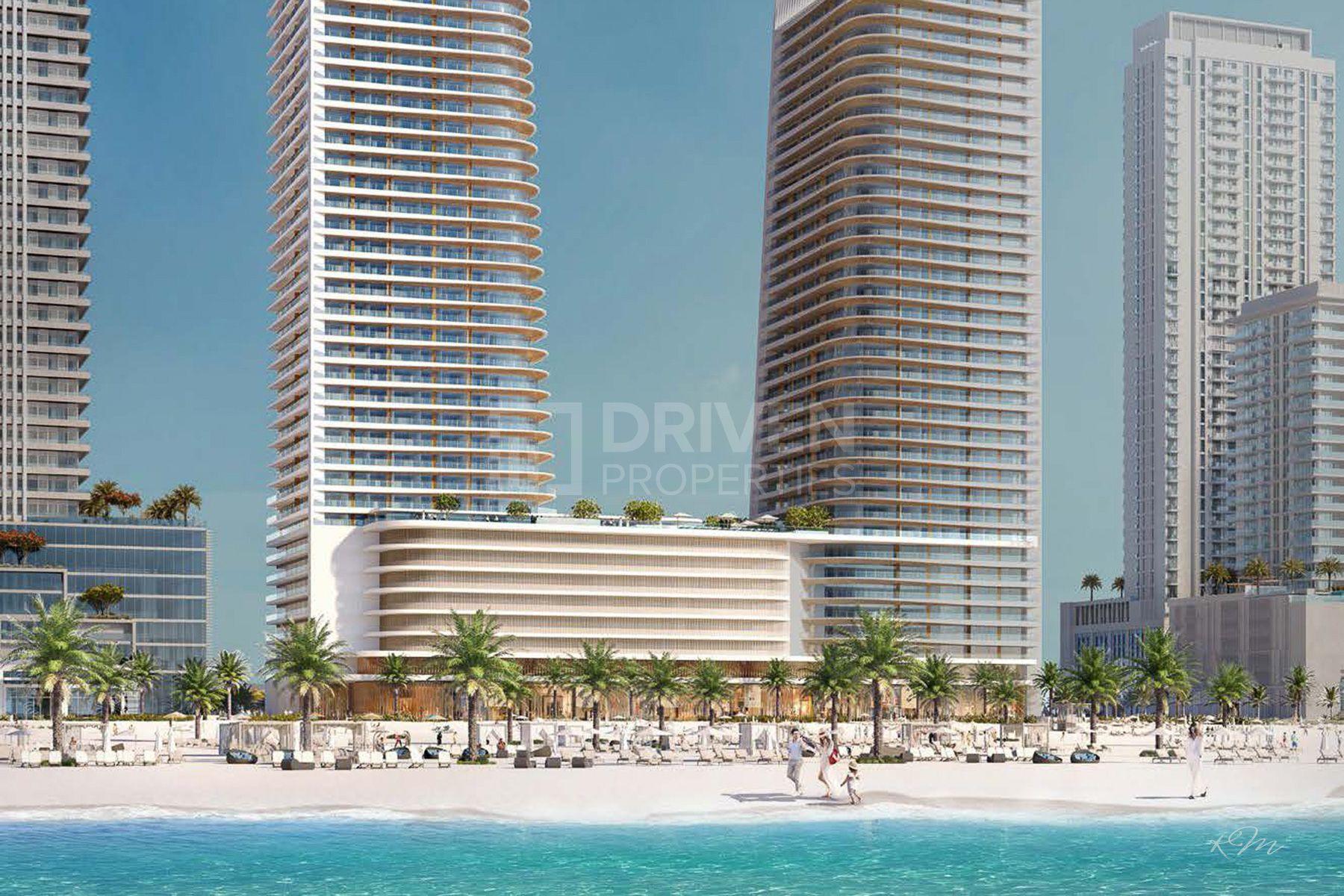 Apartment for Sale in Grand Bleu Tower - Dubai Harbour