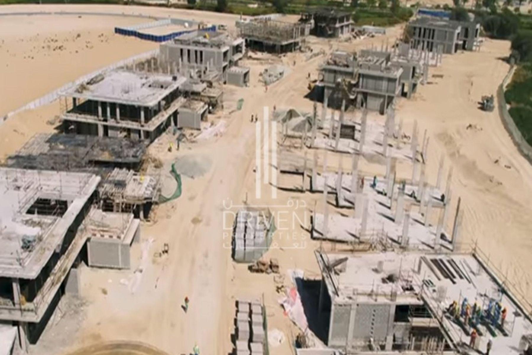 للبيع - أرض سكنية - فيرواي فيستاز - دبي هيلز استيت