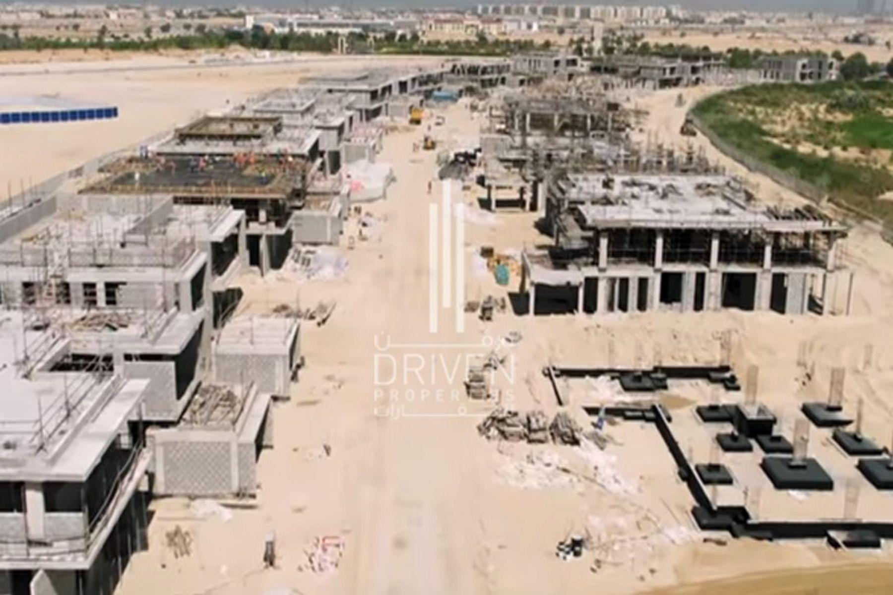 Land Residential for Sale in Fairway Vistas - Dubai Hills Estate