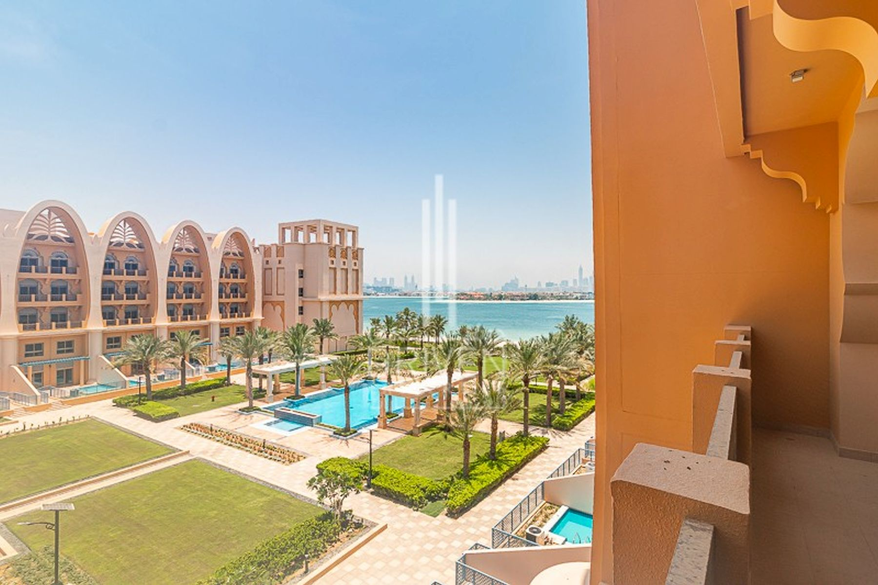 Apartment for Rent in Sarai Apartments, Palm Jumeirah