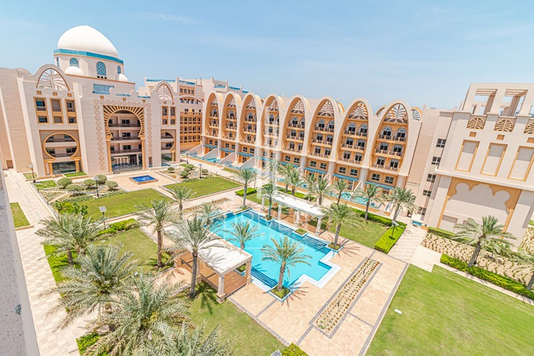 Apartment for Rent in Sarai Apartments - Palm Jumeirah