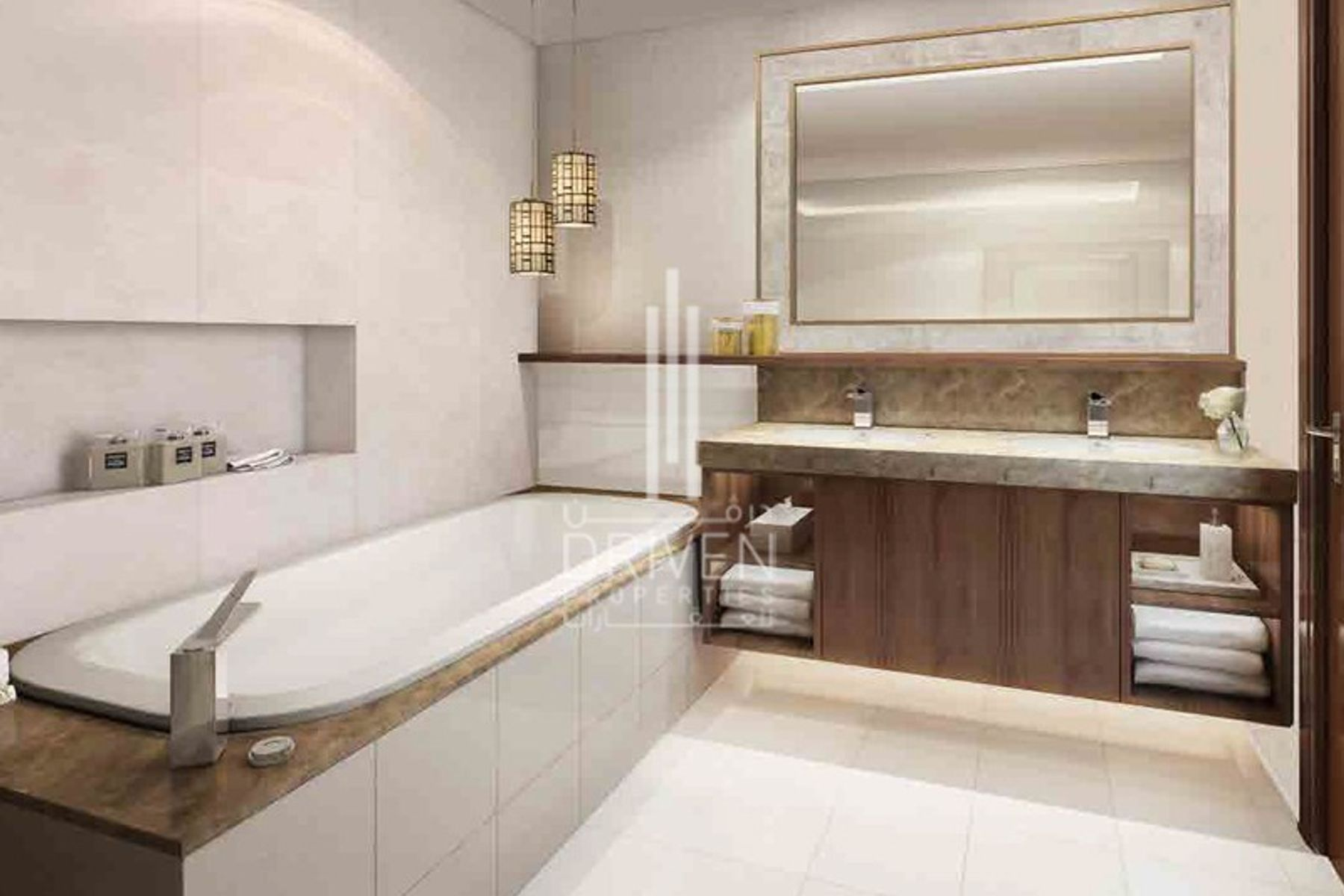 Full floor Residential for Sale in Boulevard Point - Downtown Dubai