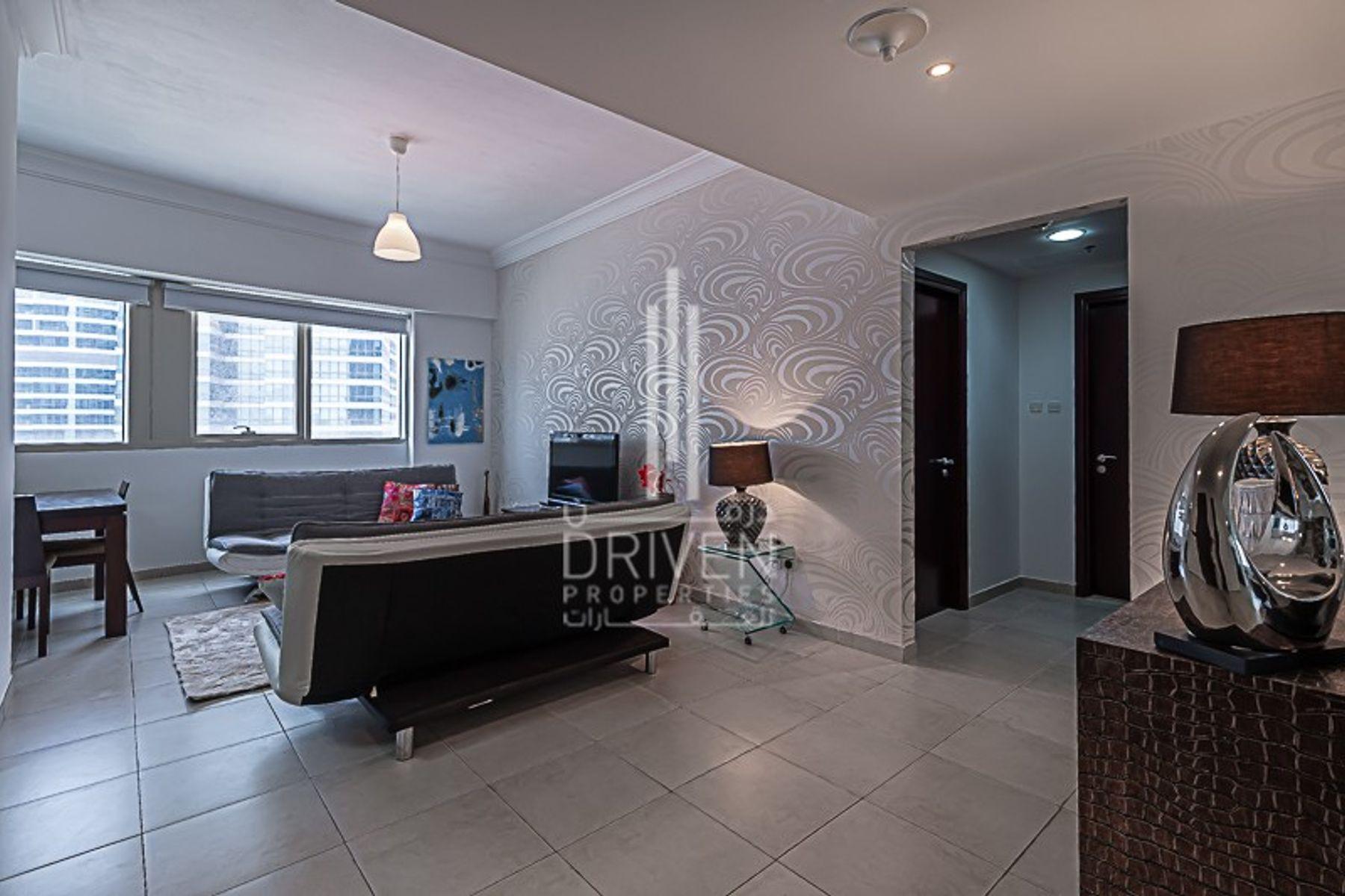 785 قدم مربع  شقة - للبيع - أبراج بحيرة الجميرا