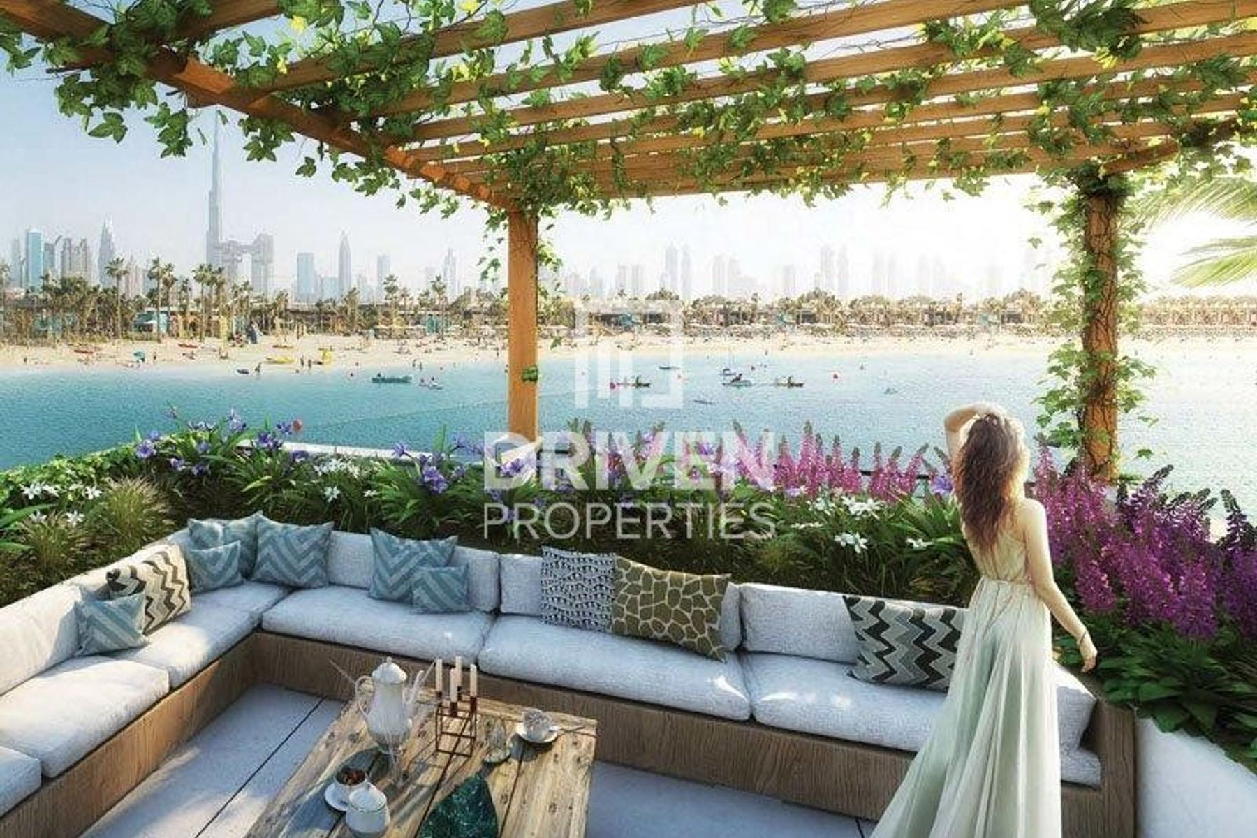 Apartment for Sale in Sur La Mer, Jumeirah