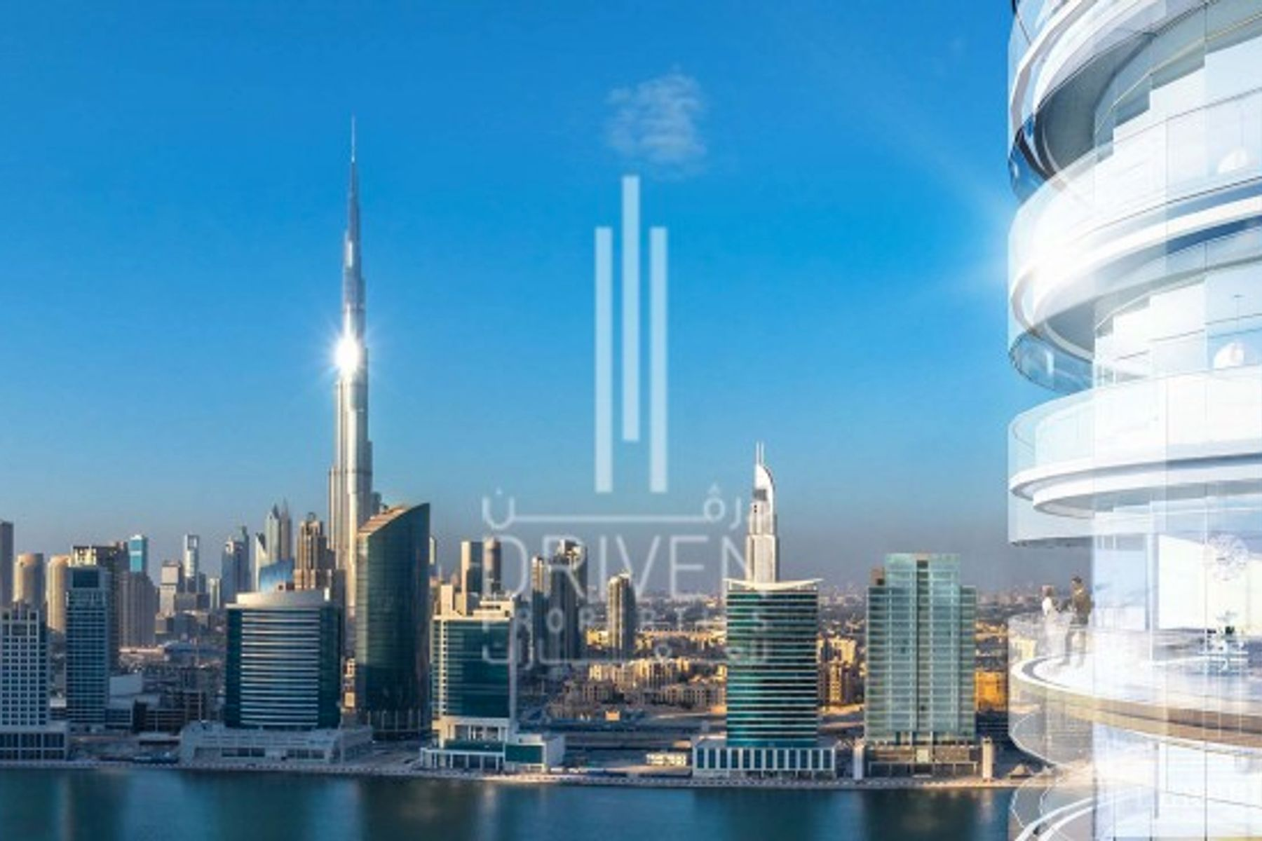 2 Bedroom Apartment w/ Burj Khalifa View