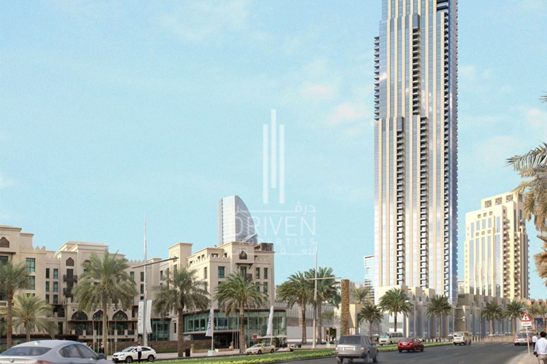 Apartment for Sale in Vida Residence Downtown, Downtown Dubai
