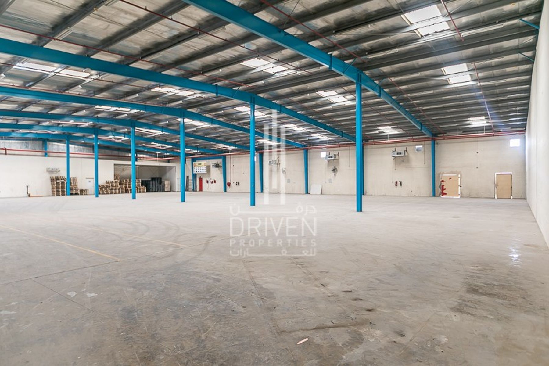 Storage Warehouse for Rent with AC in Al Qouz 3