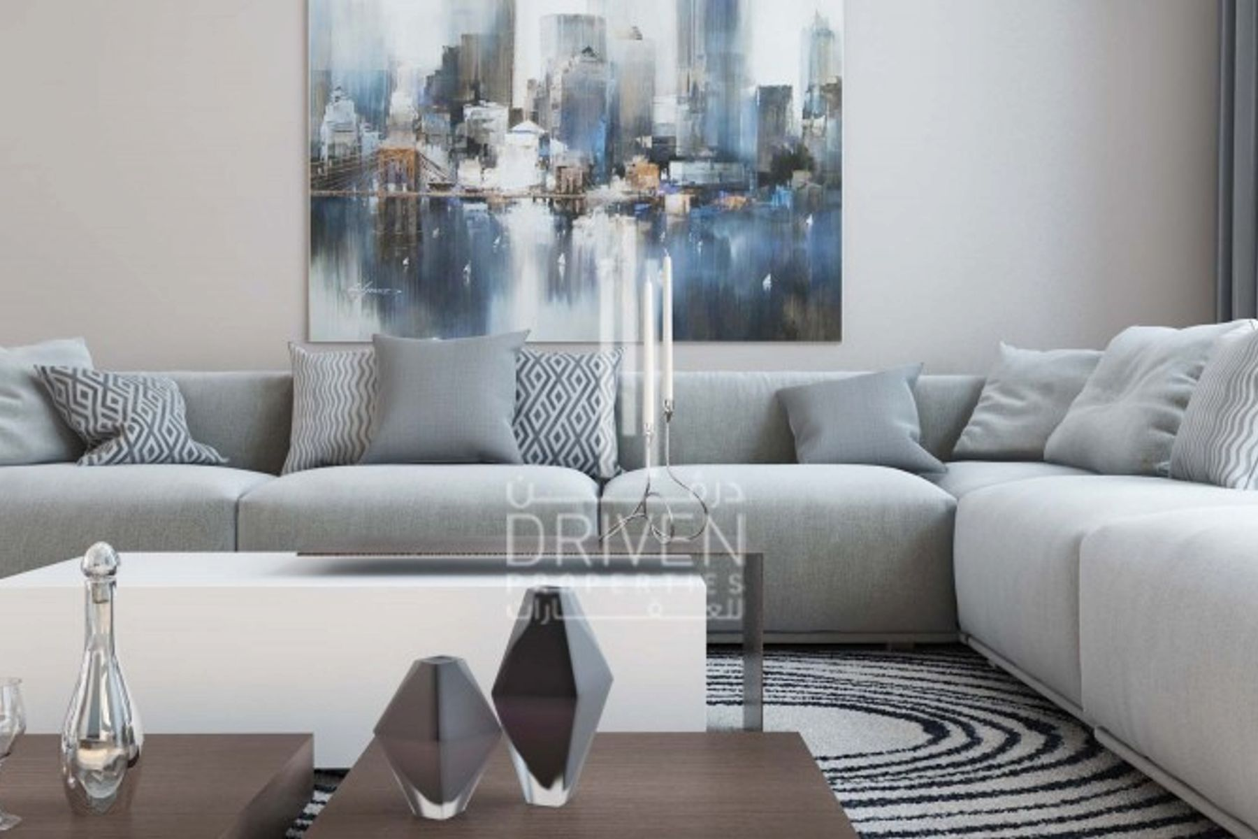 Apartment for Sale in AG Tower, Business Bay