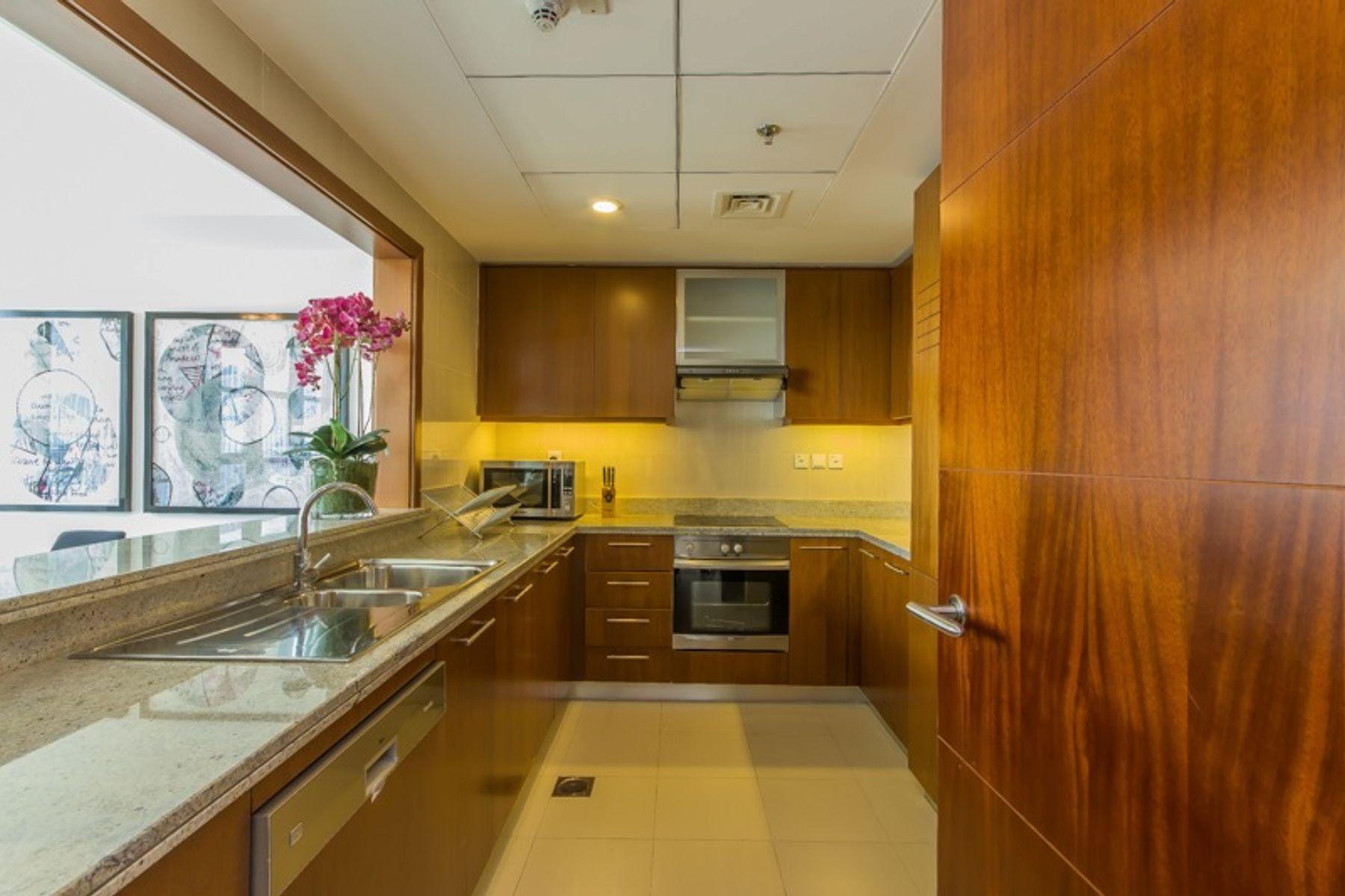 للبيع - شقة - برج ستاندبوينت 1 - دبي وسط المدينة