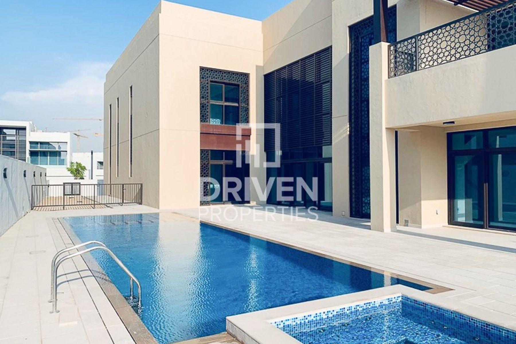 Villa for Sale in District One Villas,