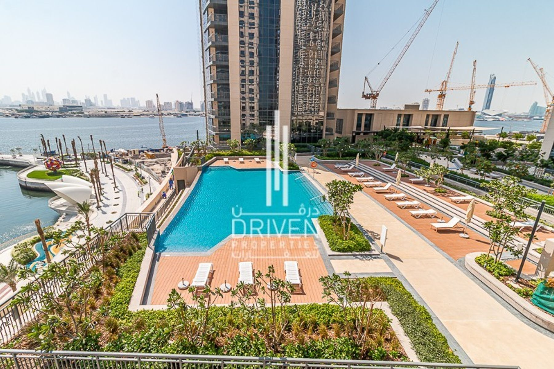 Apartment for Sale in Dubai Creek Residence Tower 2 South - Dubai Creek Harbour