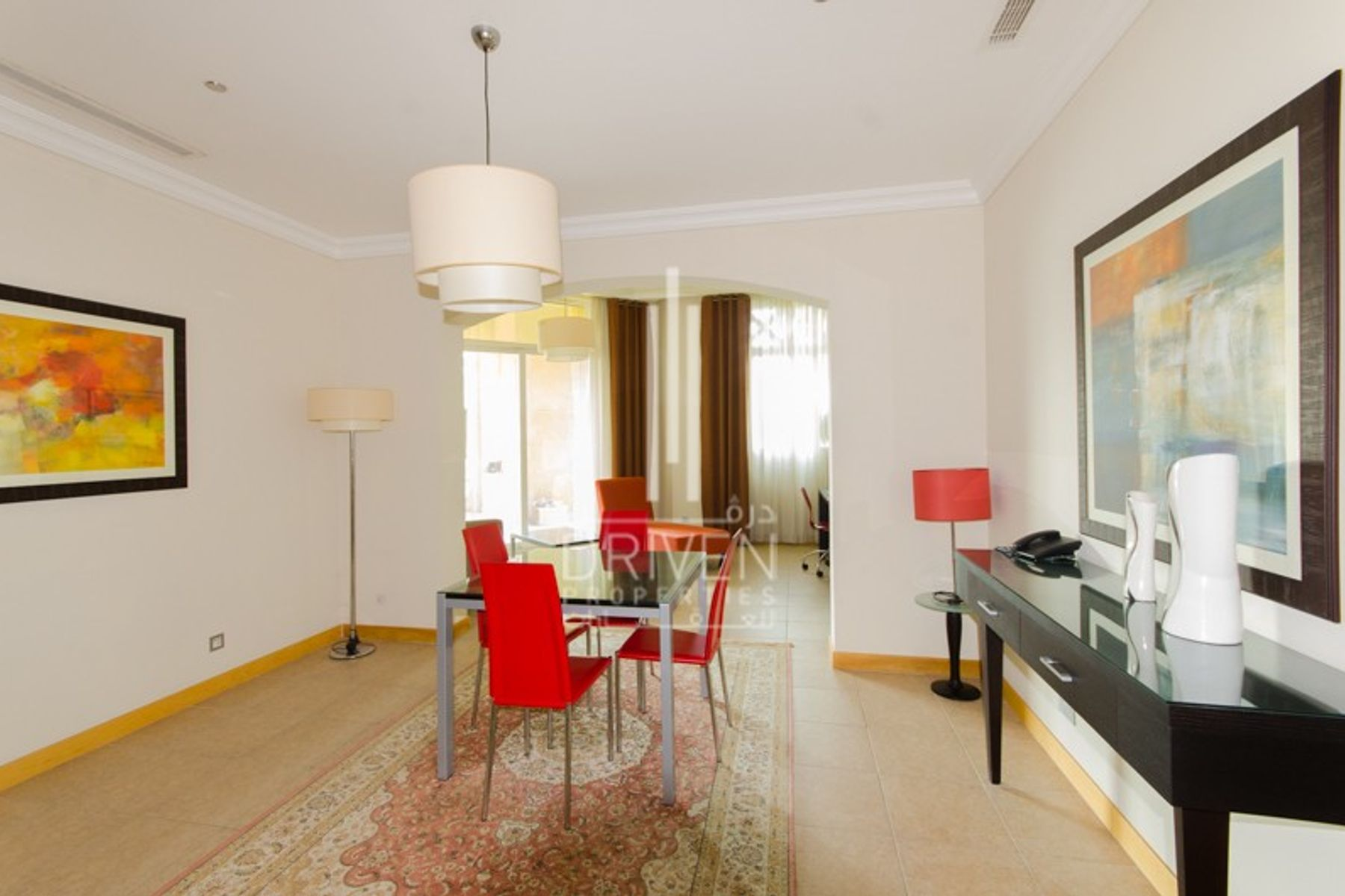 Apartment for Sale in Al Nabat - Palm Jumeirah