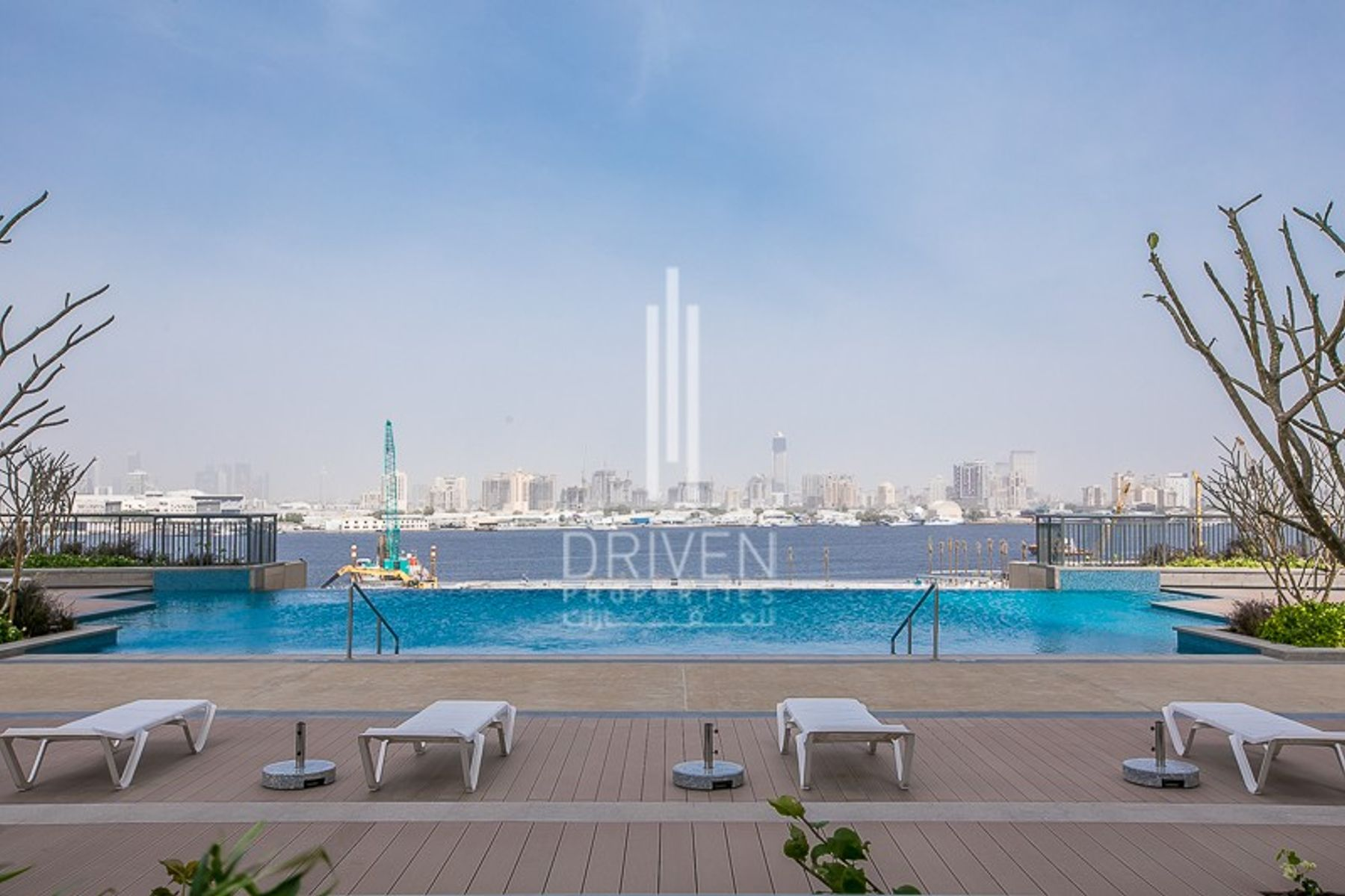 Brand New | 1 Bed Apartment | Water View