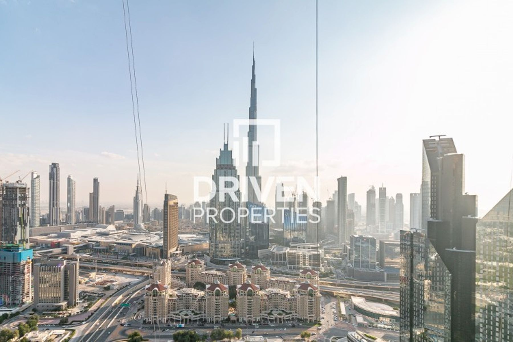 1 Bed Unit with Amazing Burj Khalifa View