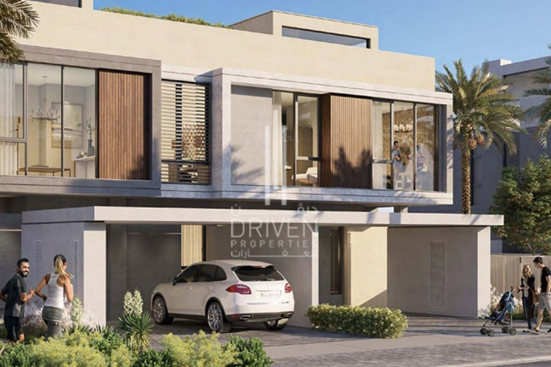 Villa for Sale in Golf Grove - Dubai Hills Estate