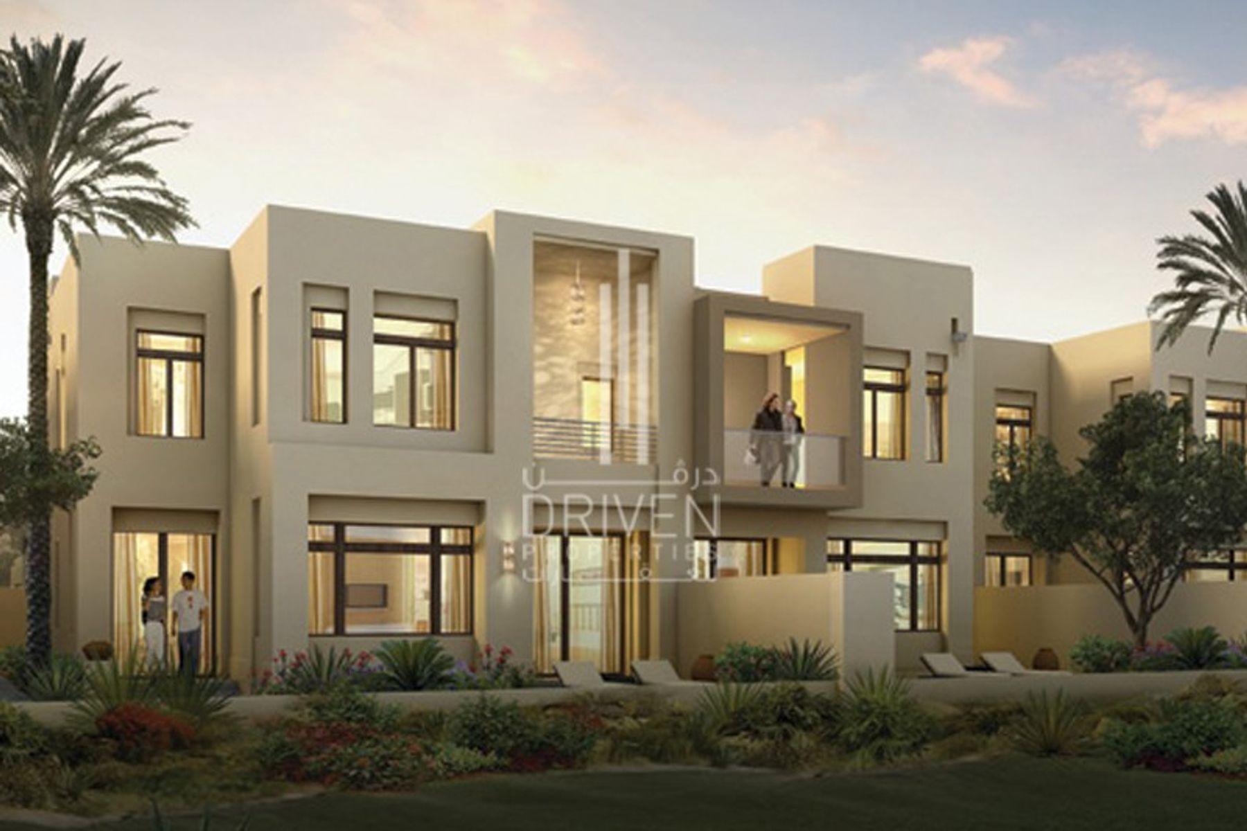 Premium Type C 3 Bedroom Villa, Mira Oasis