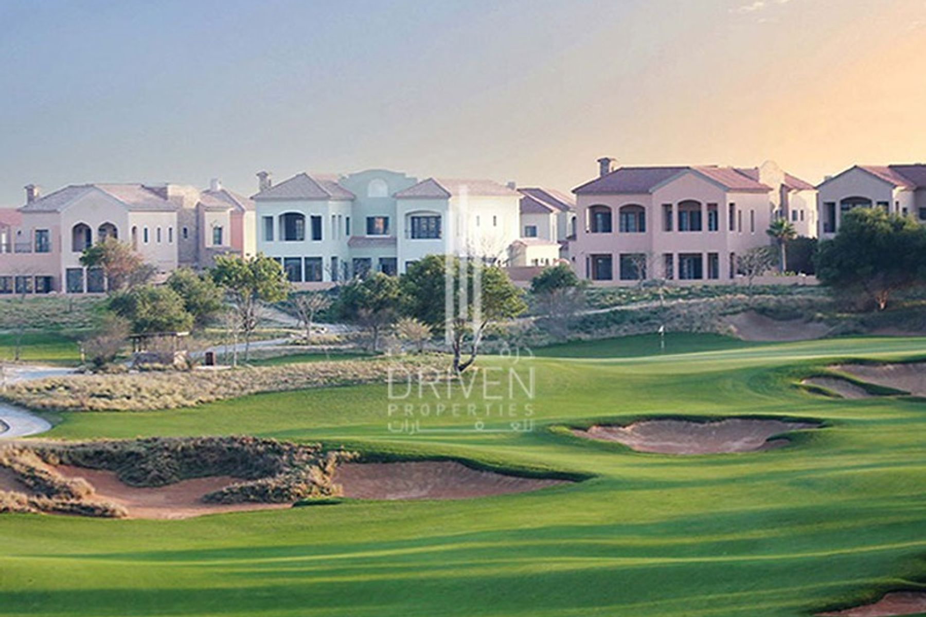 Villa for Sale in Golf Links - Dubai South (Dubai World Central)