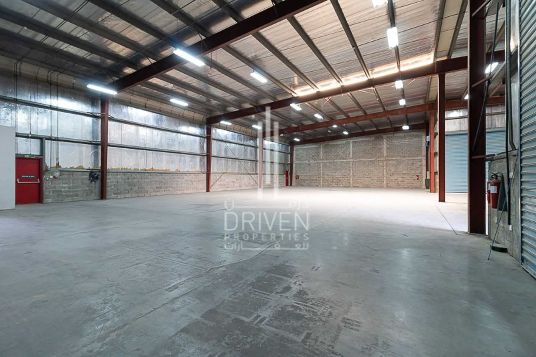 Huge Semi-fitted Warehouse for Rent in DIP