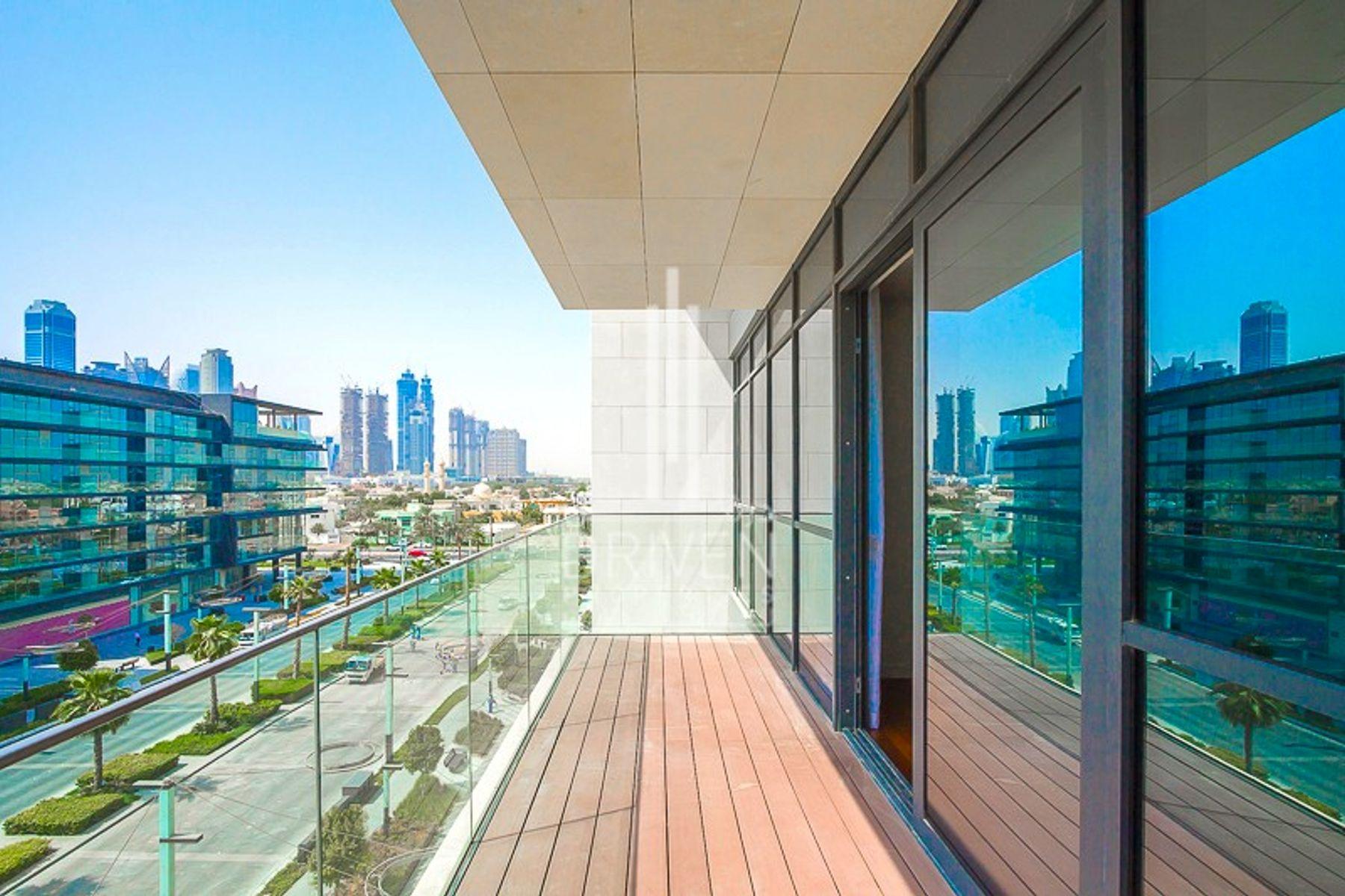 The Best Views: Boulevard and Burj Khalifa