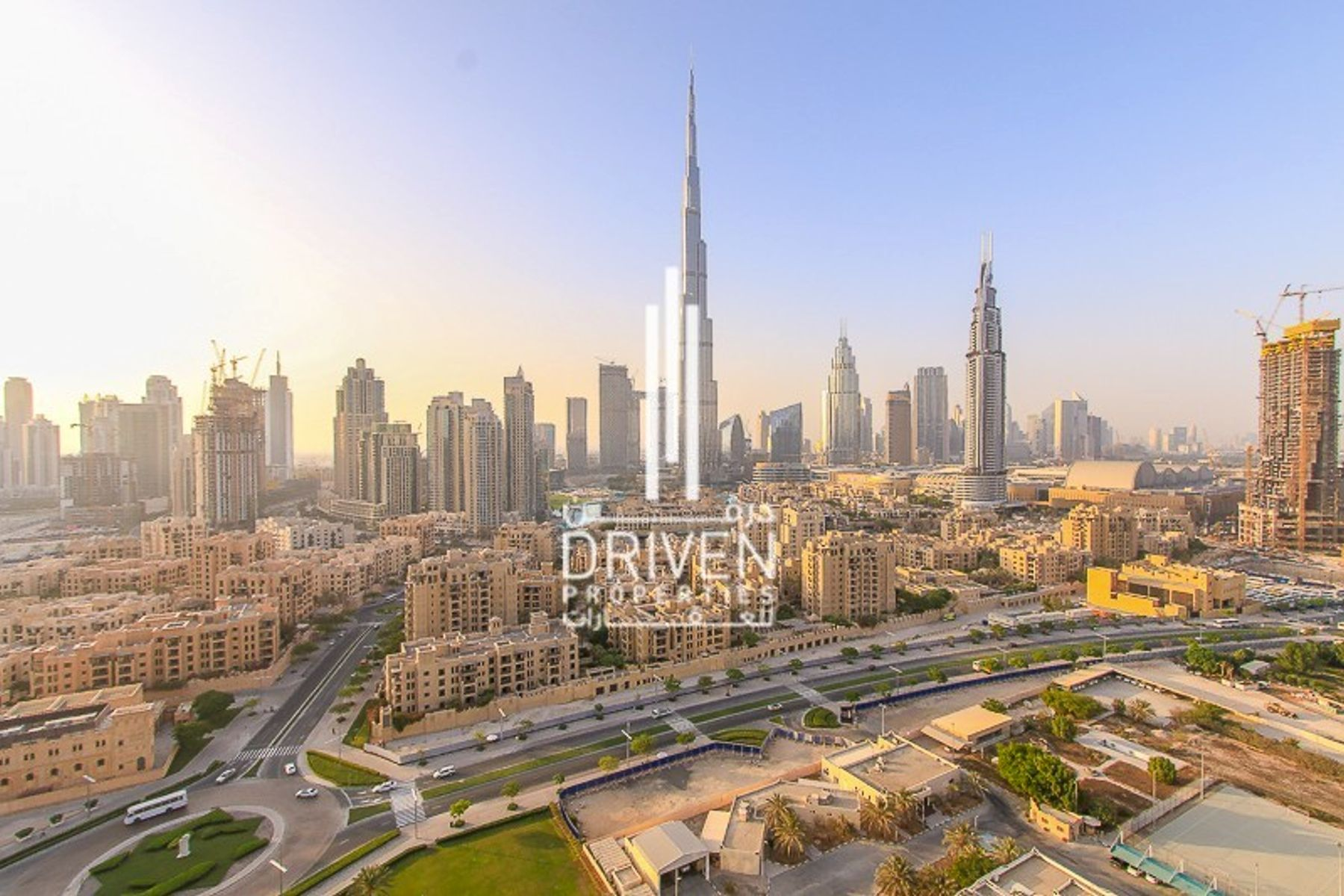 Burj Khalifa View | Vacant Apt | Mid Floor