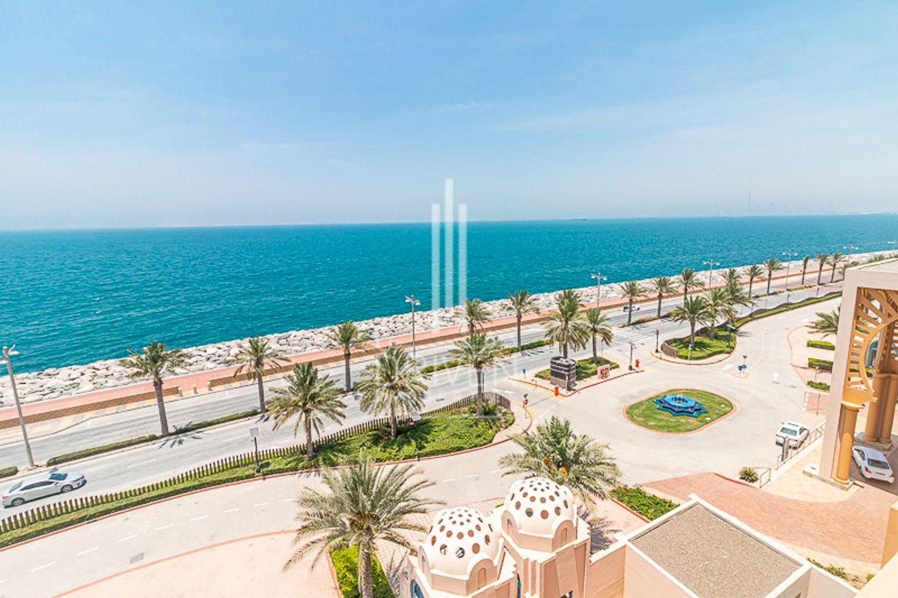 Apartment for Rent in Sarai Apartments - Palm Jumeirah